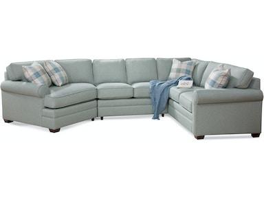 Braxton Culler Living Room Bedford Three Piece Cuddle