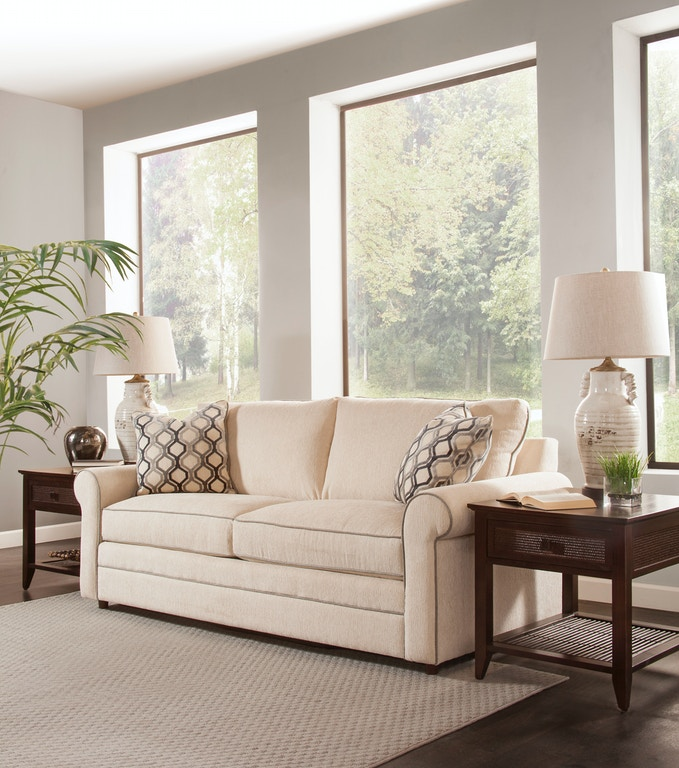 Stupendous Braxton Culler Living Room Edgeworth Full Sleeper Sofa 729 Pabps2019 Chair Design Images Pabps2019Com