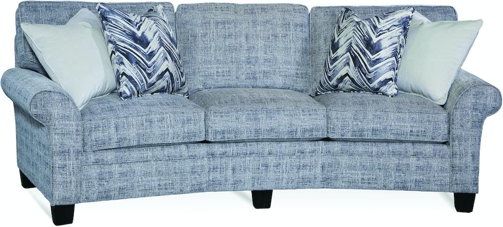 Braxton Culler Living Room Westwood Conversation Sofa 730