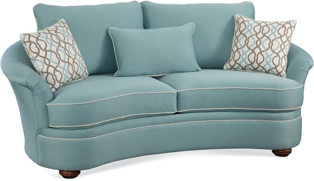Braxton Culler Living Room Conversation Sofa 740 013