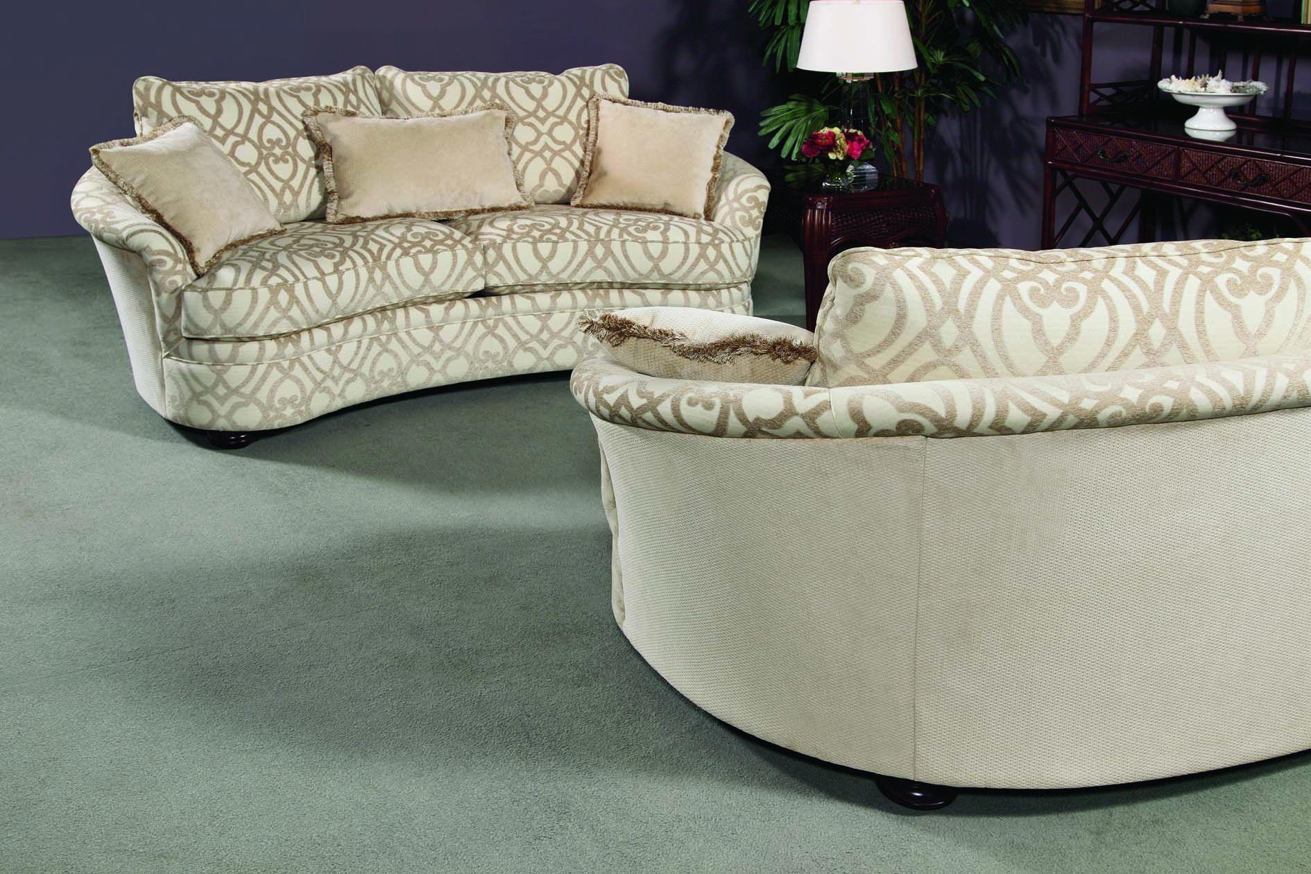 Braxton Culler Living Room Conversation Sofa 740 013 Bacons