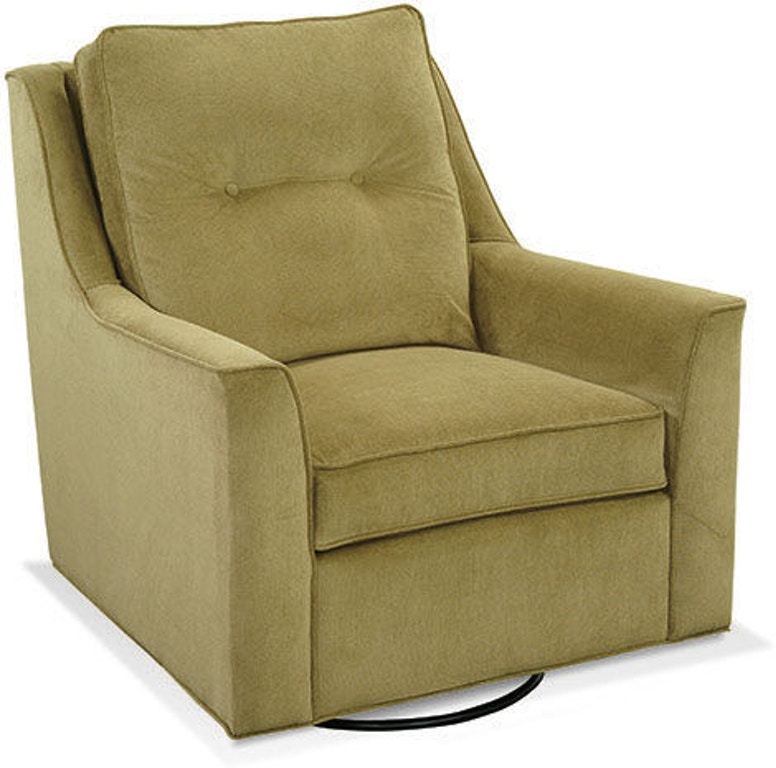 Braxton Culler Living Room Cambridge Swivel Glider 745 002