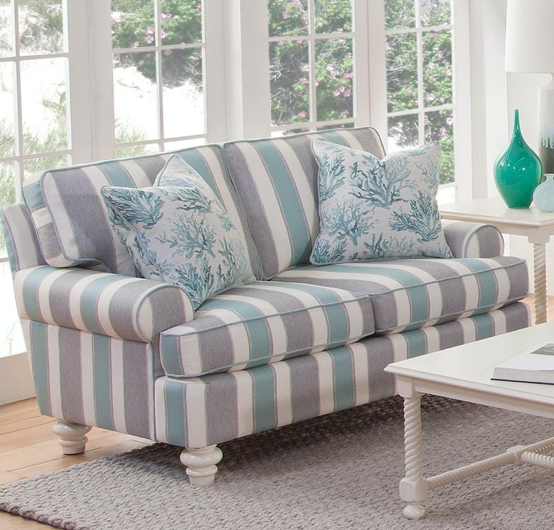 Braxton culler living room lowell loveseat 773 019 - Living room furniture fort myers fl ...