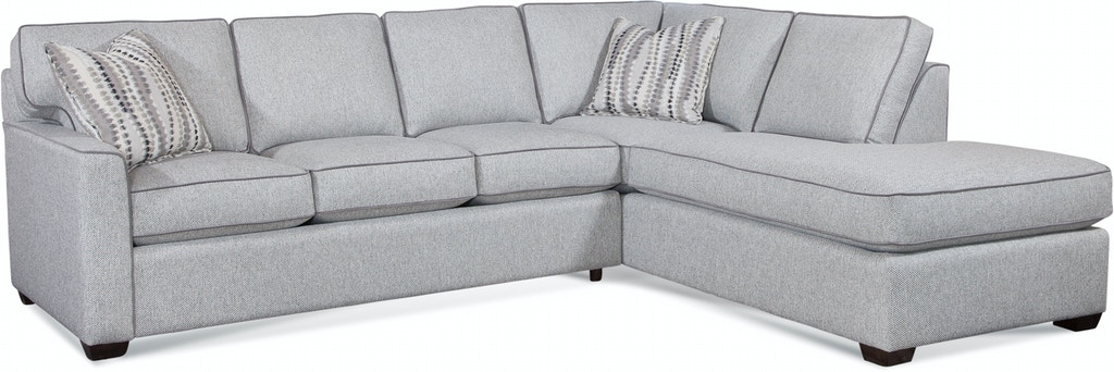 Terrific Braxton Culler Living Room Easton 2 Piece Bumper Sectional Creativecarmelina Interior Chair Design Creativecarmelinacom