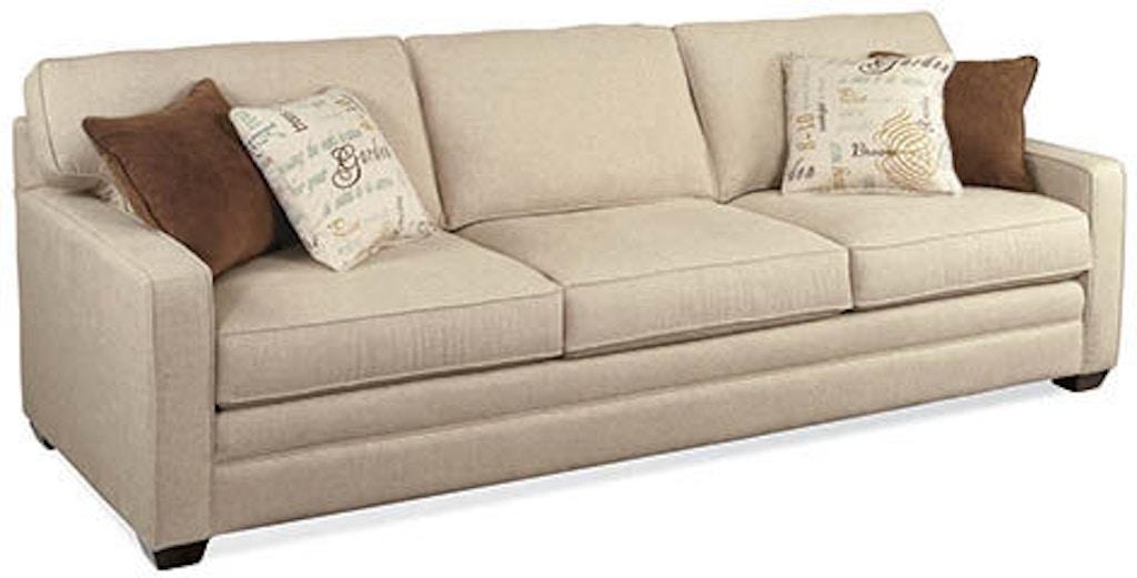 Braxton Culler Living Room Gramercy Park Estate Sofa 787