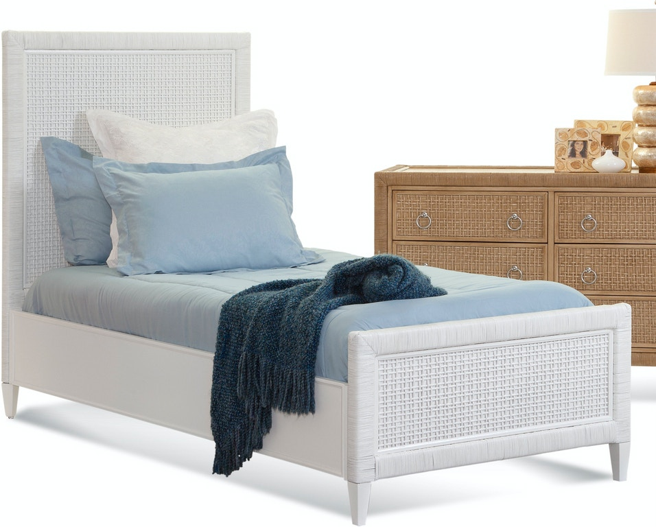 Braxton Culler Bedroom Naples Twin Bed