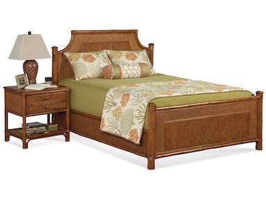 Summer Retreat Arched Bedroom Set 818-BED-SET1