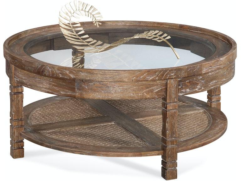 Braxton Culler Living Room Farmhouse Cocktail Table 835