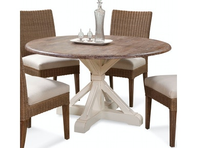 835 075 Farmhouse Dining Table