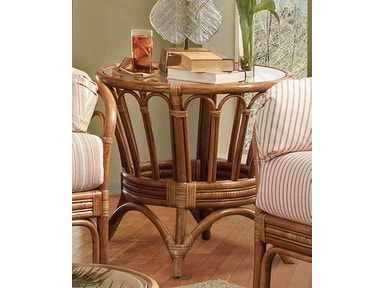 Living Room Wicker And Rattan End Tables Norris