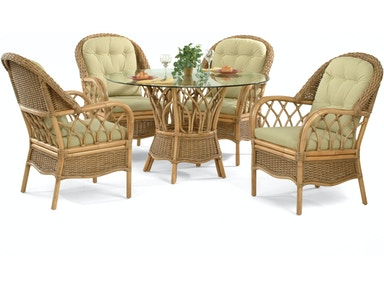 Fantastic Wicker And Rattan Dining Room Sets Braxton Culler Sophia Nc Short Links Chair Design For Home Short Linksinfo
