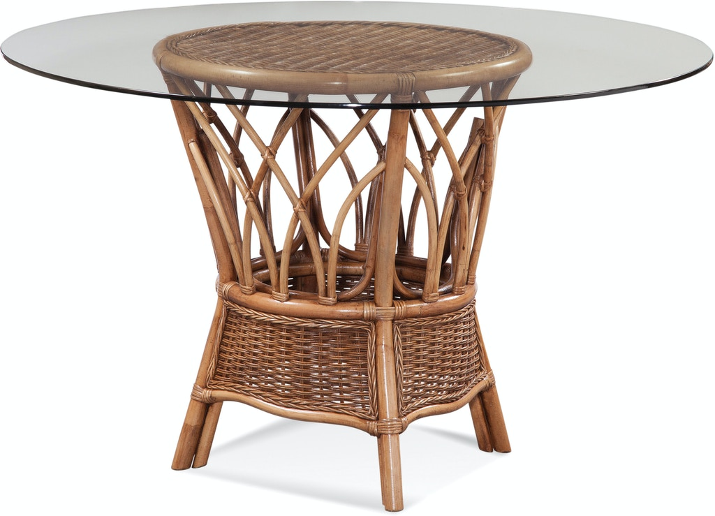 Braxton Culler Dining Room Everglade 48 Round Dining Table