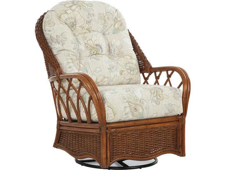 Braxton Culler Living Room Everglade Swivel Glider 905 202