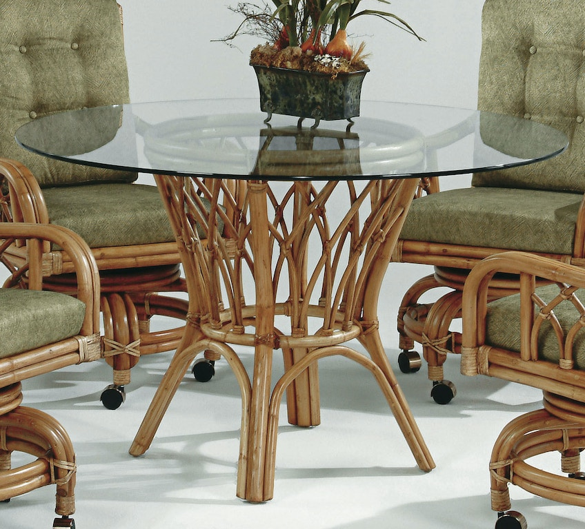 Braxton Culler Dining Room Edgewater Round Dining Table