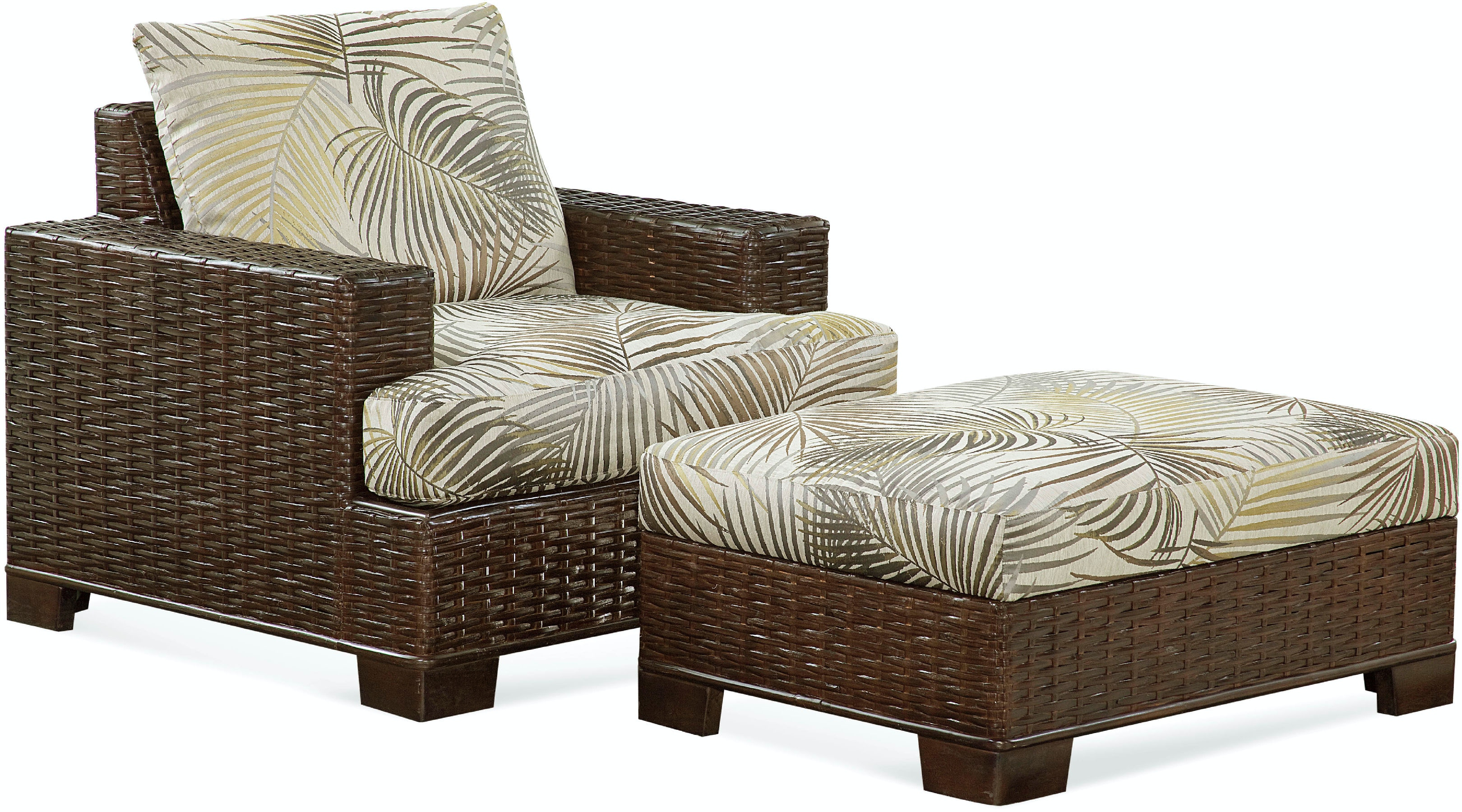 Braxton Culler Living Room Chair 932 001 Seaside