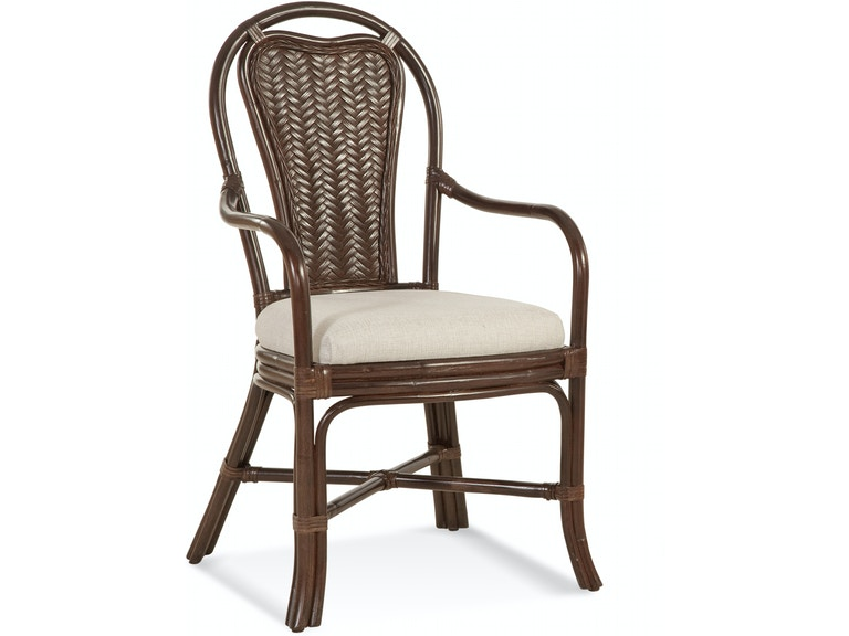 Braxton Culler Dining Room Acapulco Dining Arm Chair 968