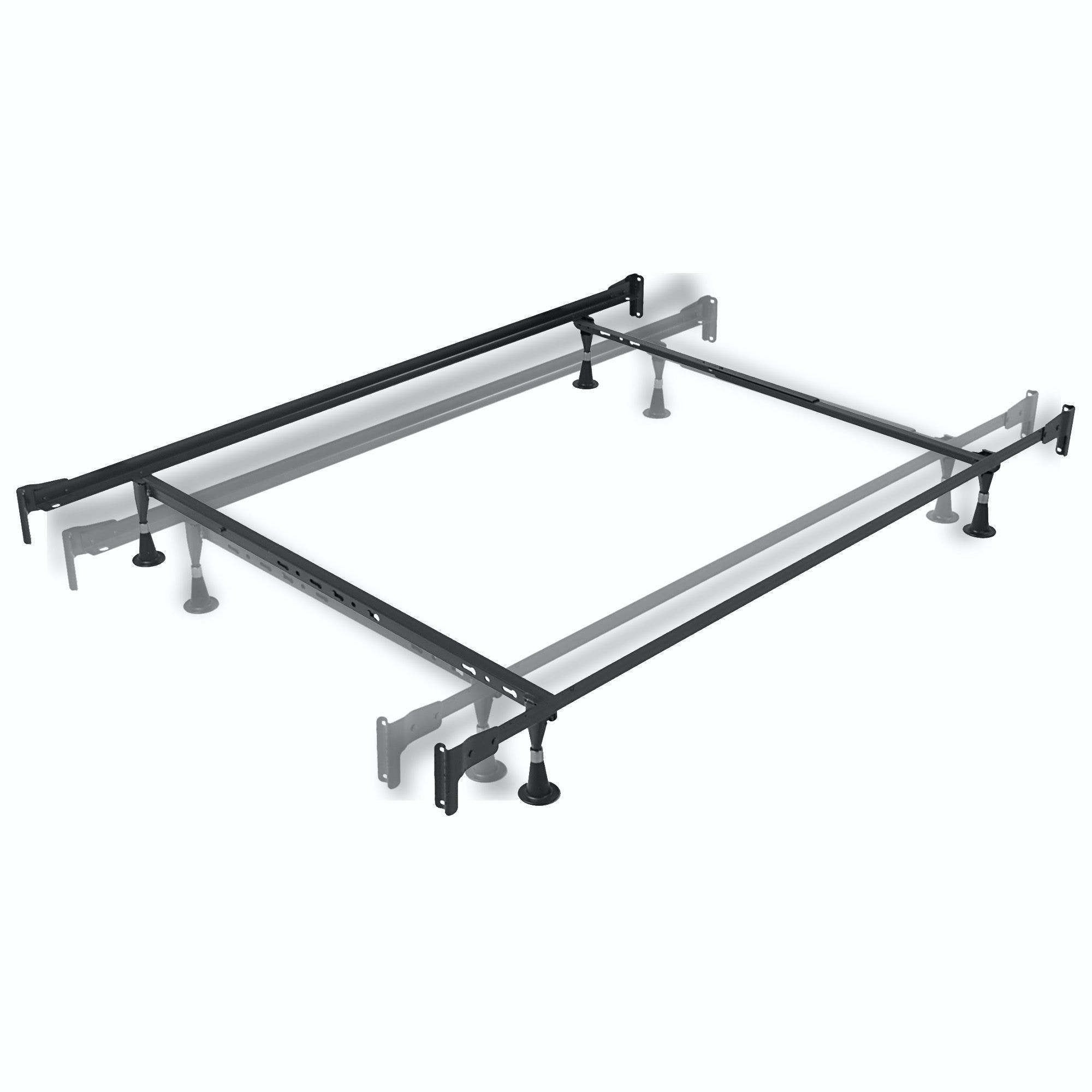 420008. Engineered Adjustable 834 Bed Frame ...