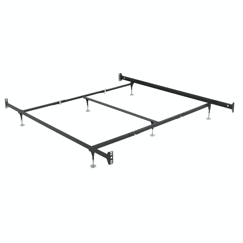 Leggett & Platt Fashion Bed Rails Brass Bed Frame System
