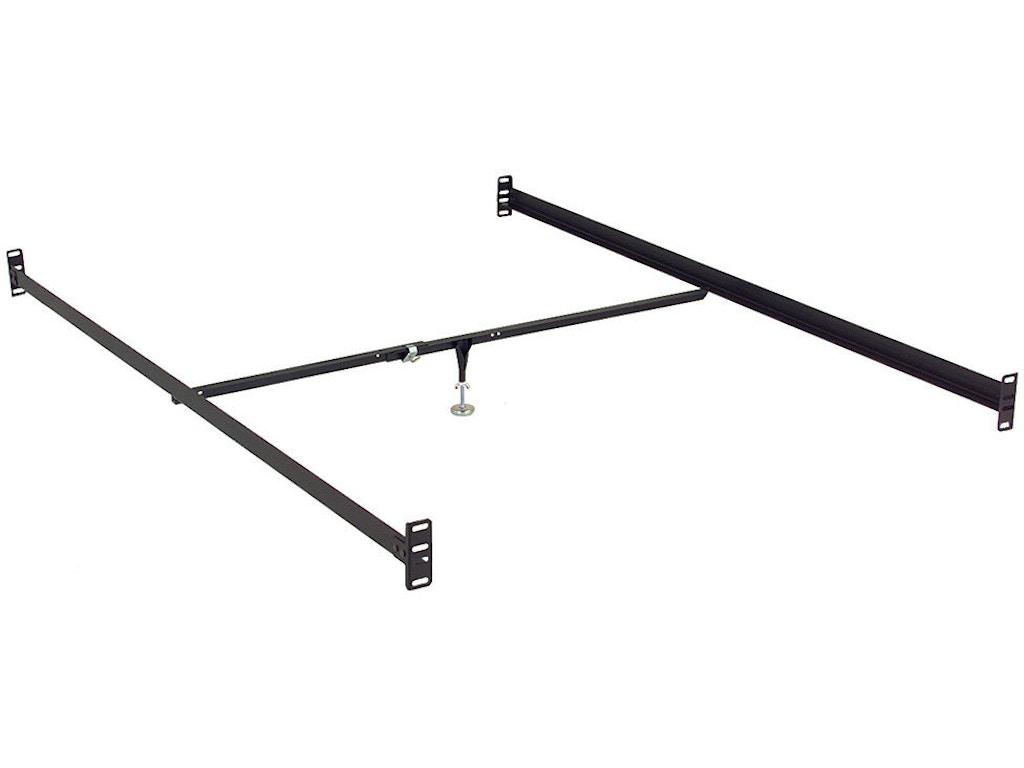 Leggett Amp Platt Mattresses 81 Inch 81 1b Black Bed Frame
