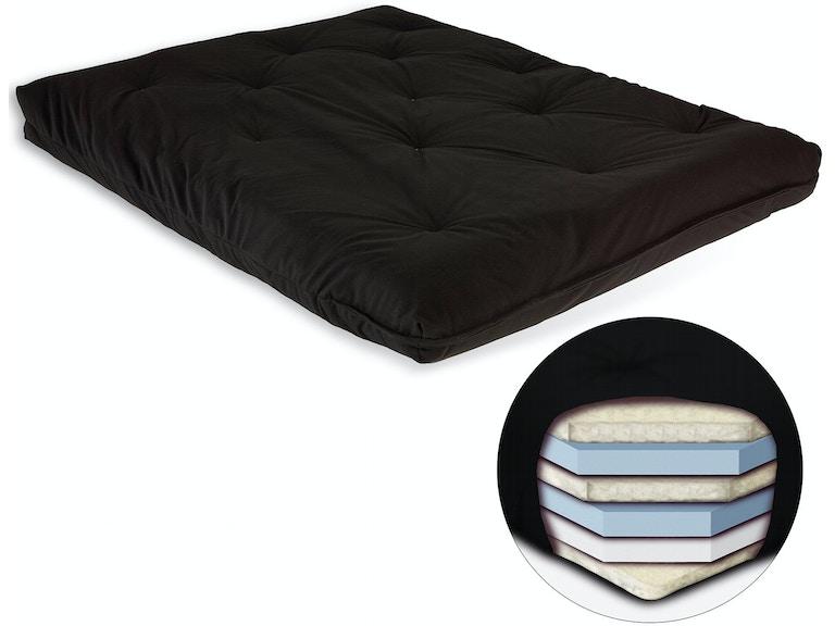 Fashion Bed Group 8 Inch Futon Mattress 600812