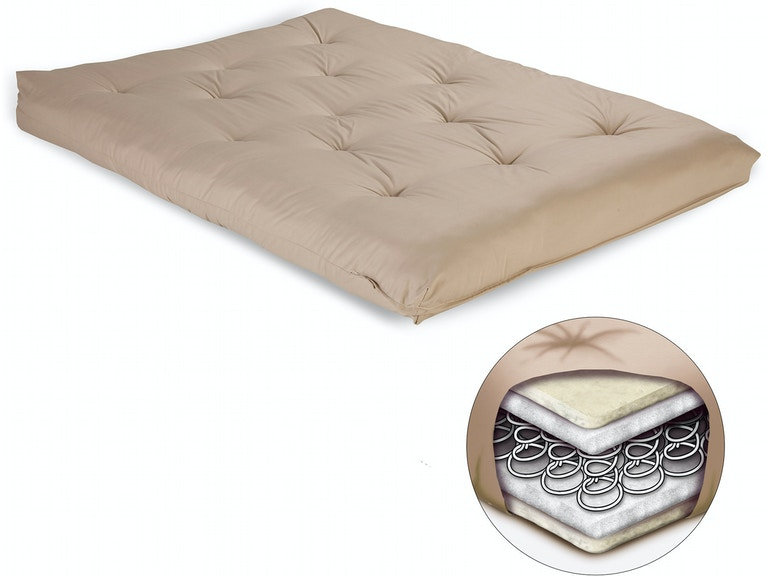 Fashion Bed Group 8 Inch Futon Mattress 600815