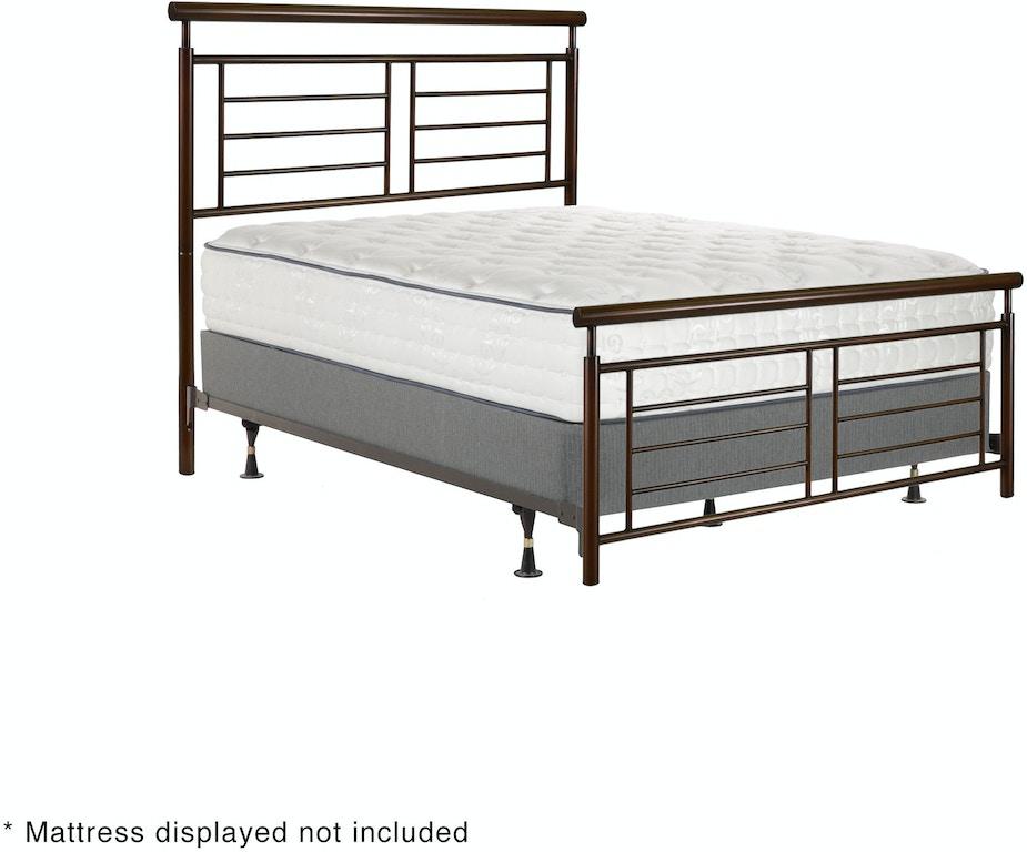 Fantastic Leggett Platt Bedroom Southport Complete Metal Bed And Download Free Architecture Designs Intelgarnamadebymaigaardcom