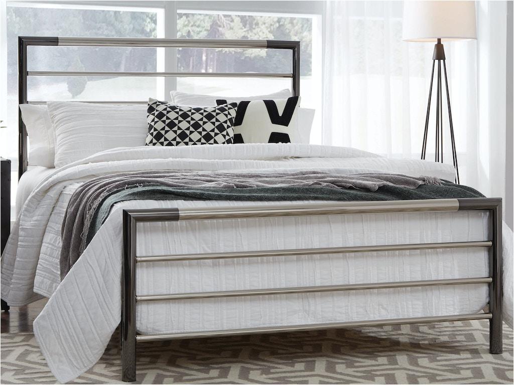 Stupendous Leggett Platt Bedroom Kenton Complete Metal Bed And Steel Home Interior And Landscaping Ponolsignezvosmurscom
