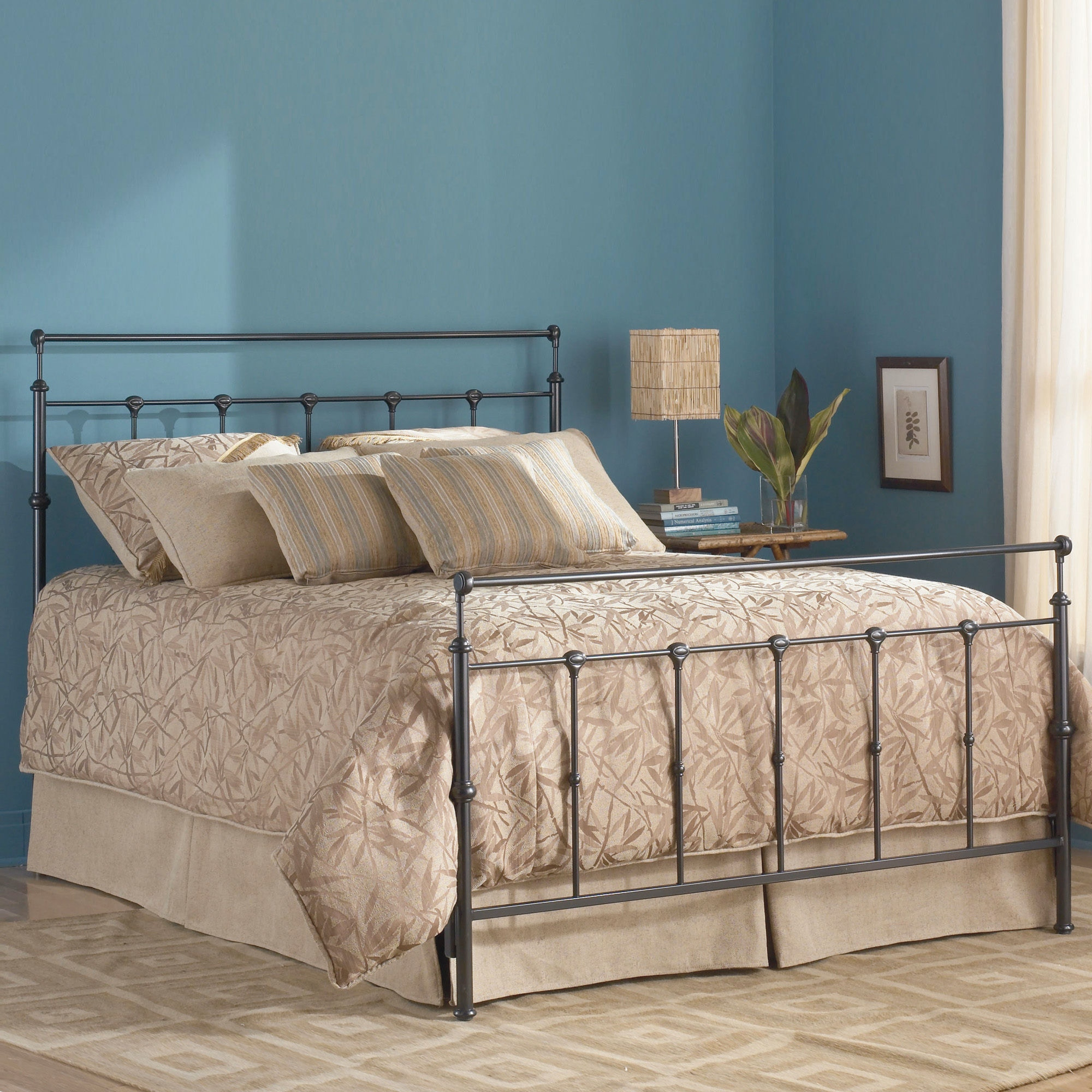 Fashion Bed Group Winslow 6/6 B Mahogany Golden B40156