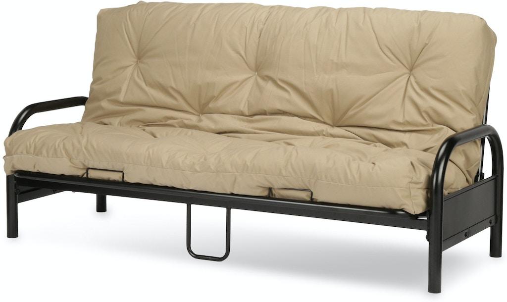 Leggett & Platt Living Room Saturn Adjustable Metal Futon ...