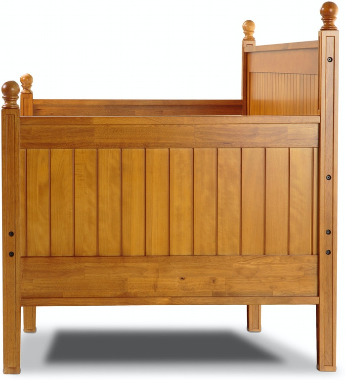Fashion Bed Group Bedroom Casey Complete Wood Daybed With