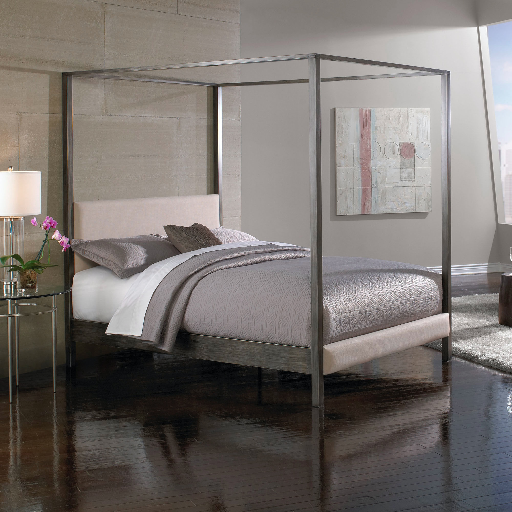 Fashion Bed Group Avalon 6/6 King Canopy Bed B71626  sc 1 st  Jensen Furniture & Fashion Bed Group Bedroom Avalon 6/6 King Canopy Bed B71626 ...