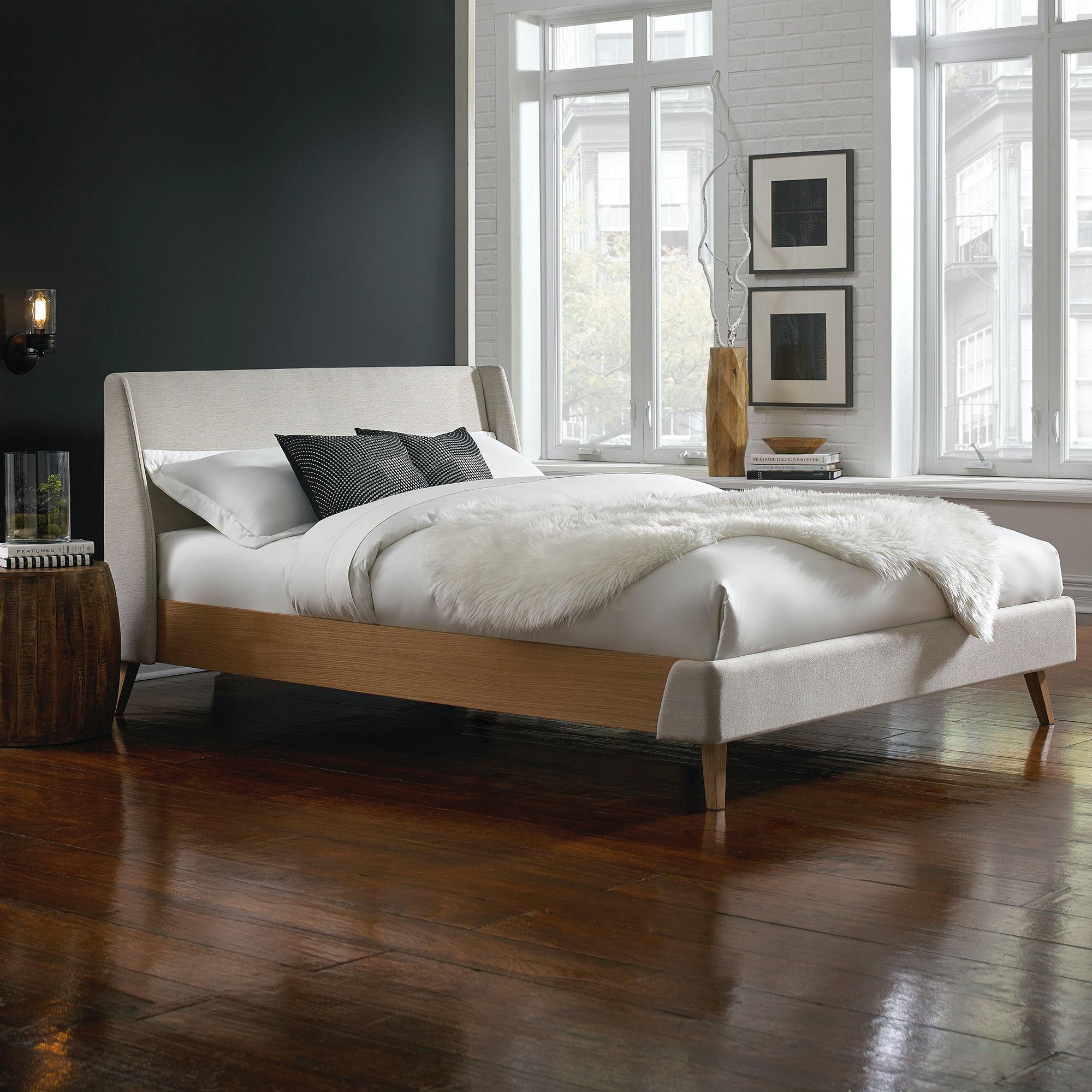Fashion Bed Group Bedroom Palmer plete Platform Bed with