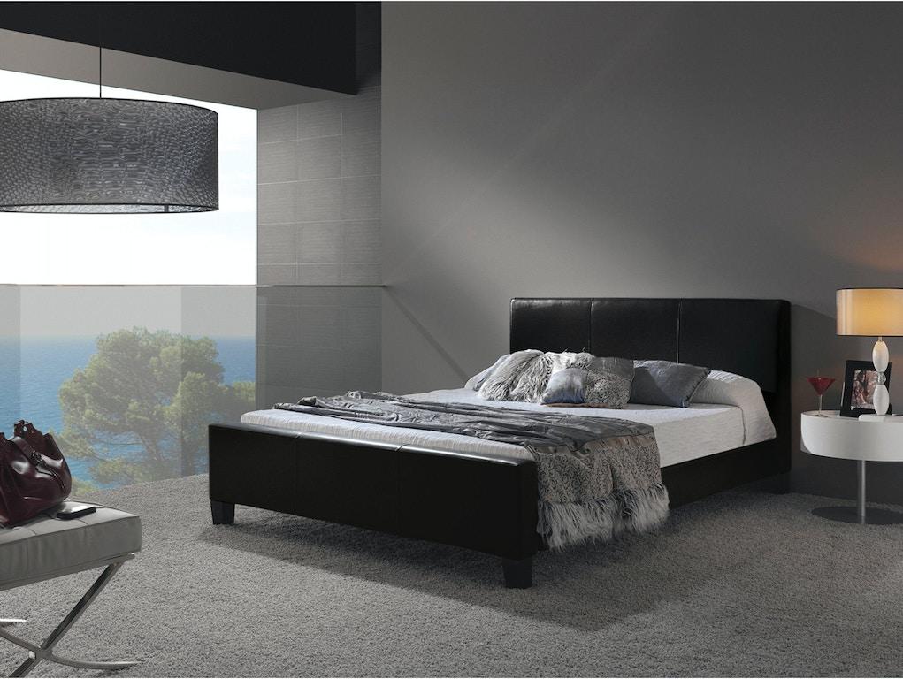 Leggett Amp Platt Bedroom Euro Complete Faux Leather