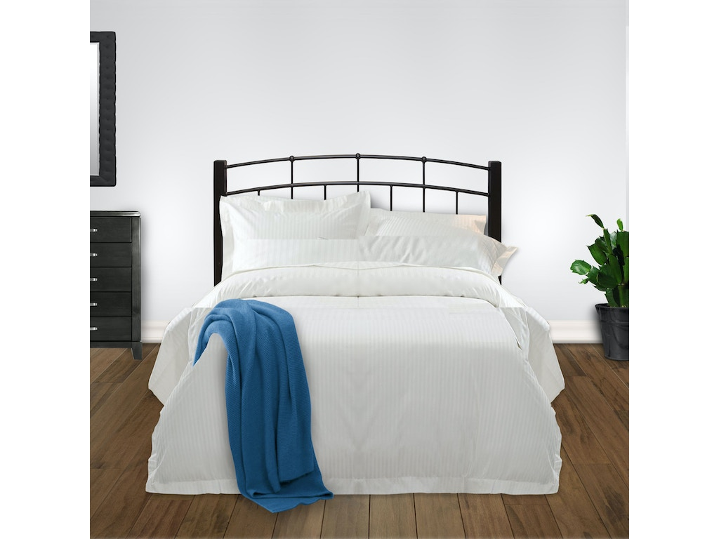 Fashion Bed Group Bedroom Scottsdale Metal Headboard with ...