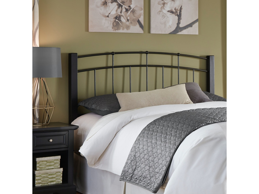 Fashion Bed Group Bedroom Scottsdale Metal Headboard With