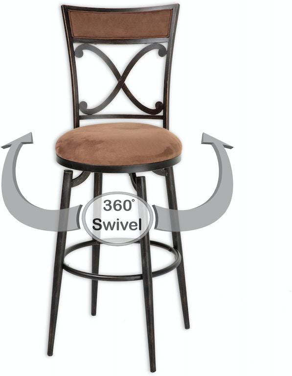 Peachy Leggett Platt Bar And Game Room Montgomery Swivel Seat Bar Dailytribune Chair Design For Home Dailytribuneorg