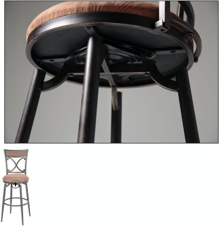 Groovy Leggett Platt Bar And Game Room Montgomery Swivel Seat Bar Dailytribune Chair Design For Home Dailytribuneorg
