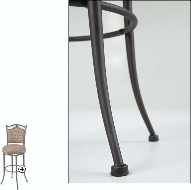 Astounding Leggett Platt Bar And Game Room Helena Swivel Seat Bar Dailytribune Chair Design For Home Dailytribuneorg