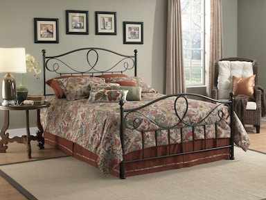 Fashion Bed Group Sylvania 5/0 Headboard/Footboard With Out Frame French Roast B10775