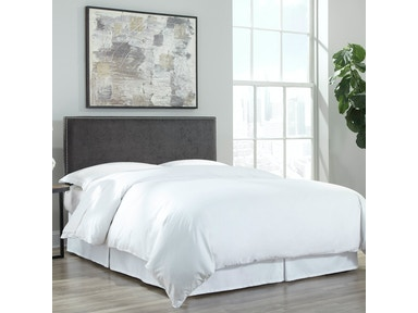 Fashion Bed Group Fashion Bed Group QA0101 White Finished Bed Skirt, King QA0101