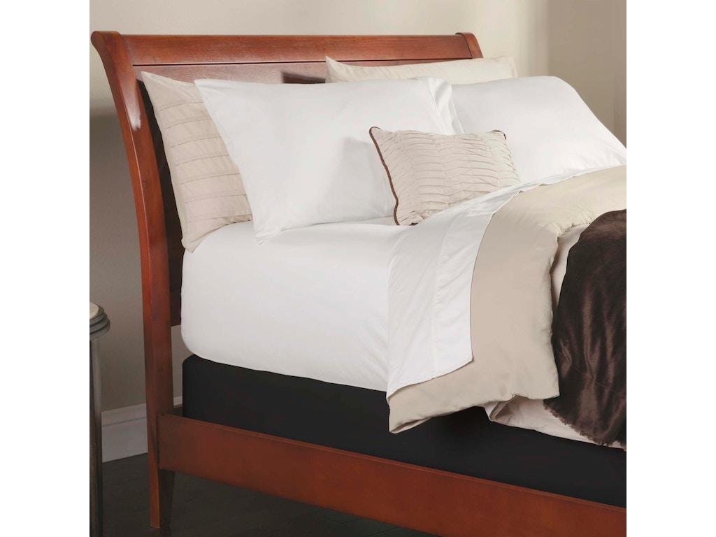 Fashion Bed Group Mattresses Sleep Plush Stylewrap Black