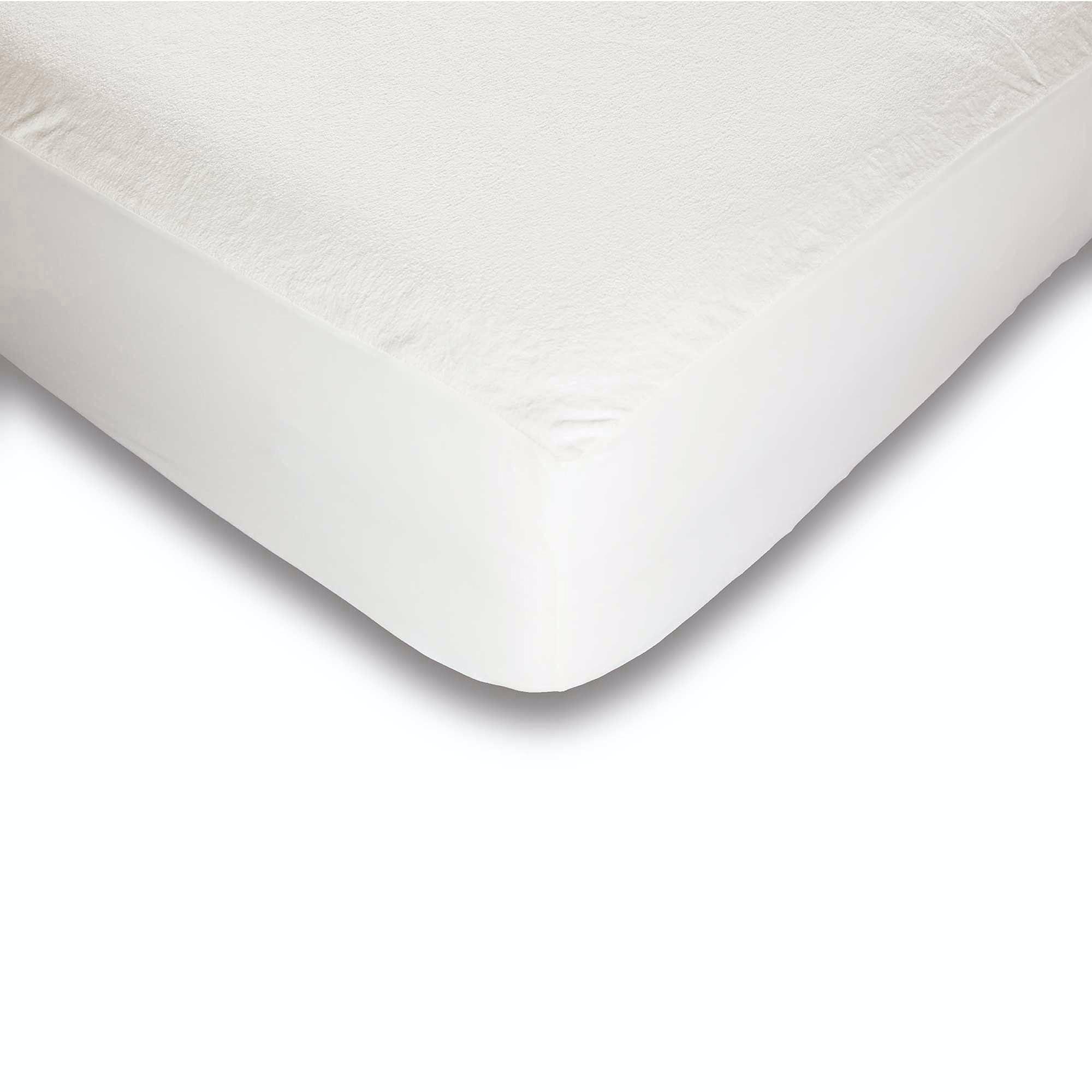 Leggett /& Platt Sleep Plush Mattress Protector Bed Sheet with Ultra-Soft and Waterproof Fabric King Leggett /& Platt Home Textiles QD0448