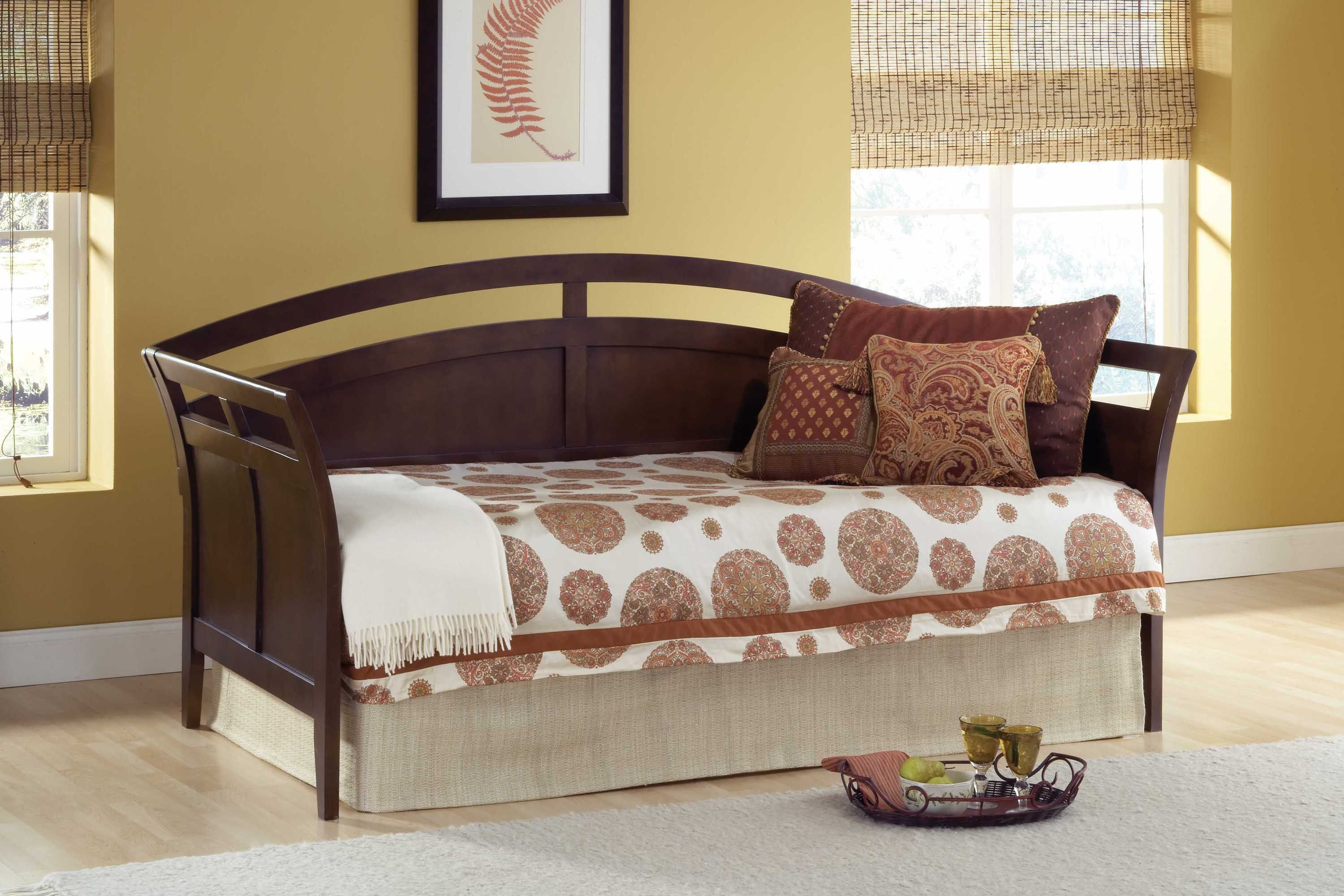 Hillsdale Furniture Bedroom Watson Daybed   Back 1000 020 At Daws Home  Furnishings