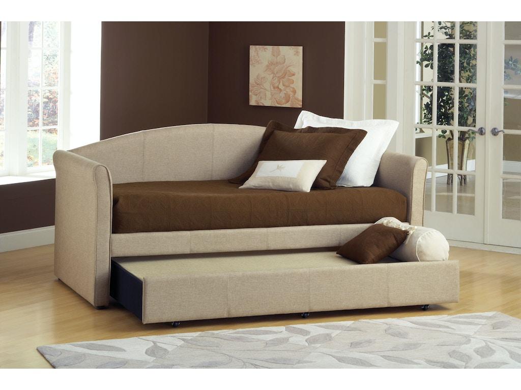hillsdale furniture bedroom siesta daybed with trundle 1017dbt hickory furniture mart. Black Bedroom Furniture Sets. Home Design Ideas