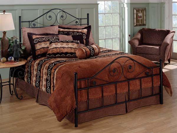 Hillsdale Furniture Harrison Duo Panel   King 1403 670