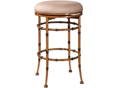 Hillsdale Furniture Reed Backless Swivel Counter Stool 103756-111472