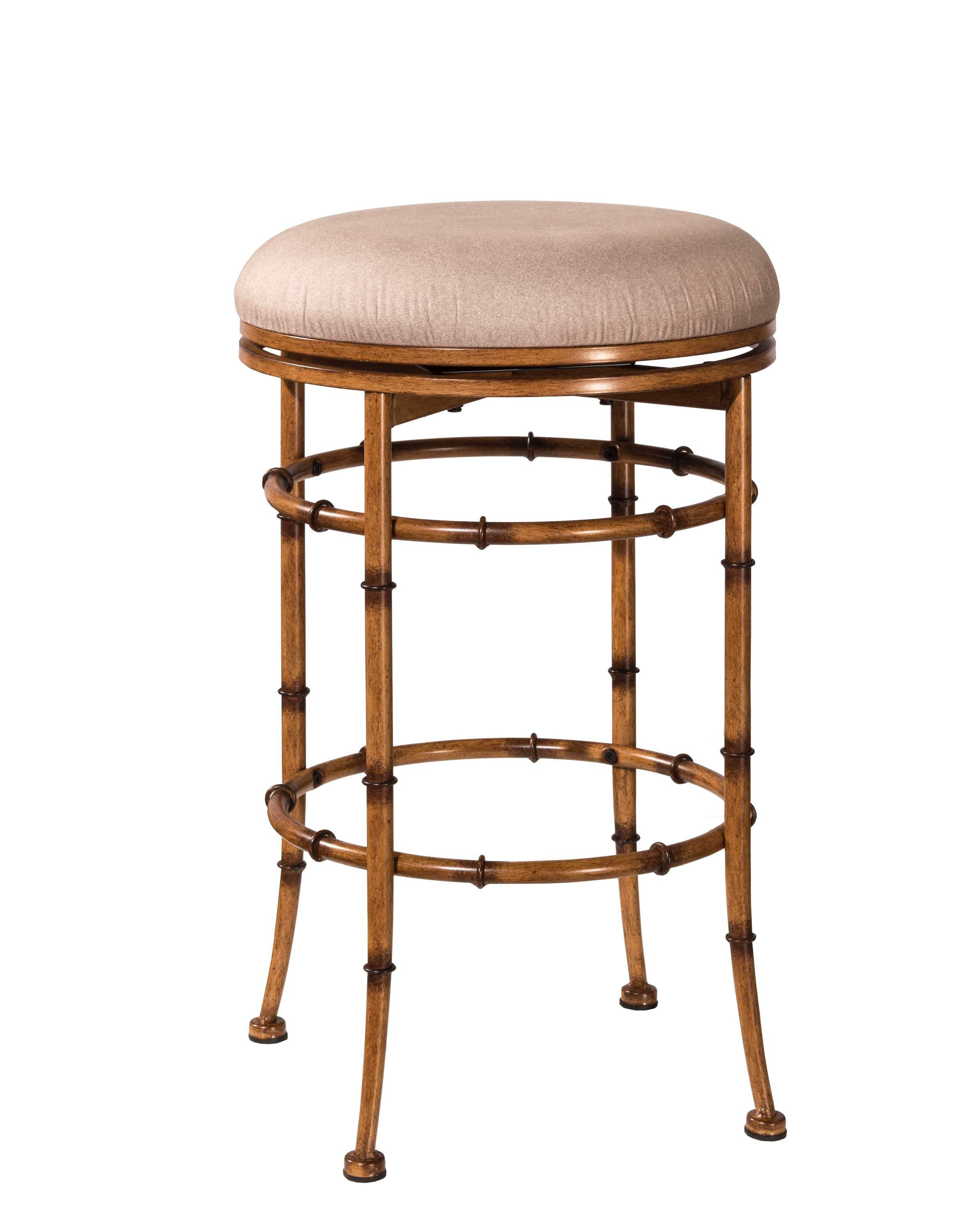 Hillsdale Furniture Bar And Game Room Reed Backless Swivel Counter Stool  103756 111472 At Naturwood Home Furnishings