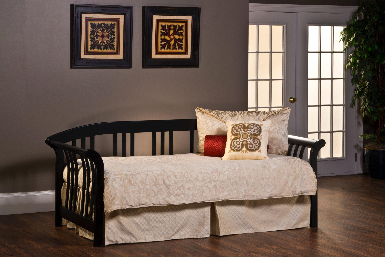 Hillsdale Furniture Bedroom Dorchester Daybed   Back 1046 020 At EMW  Carpets U0026 Furniture