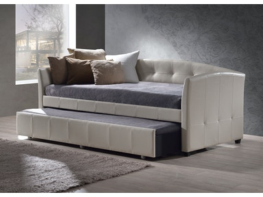 Hillsdale Furniture Napoli Daybed with Trundle 1061DBT