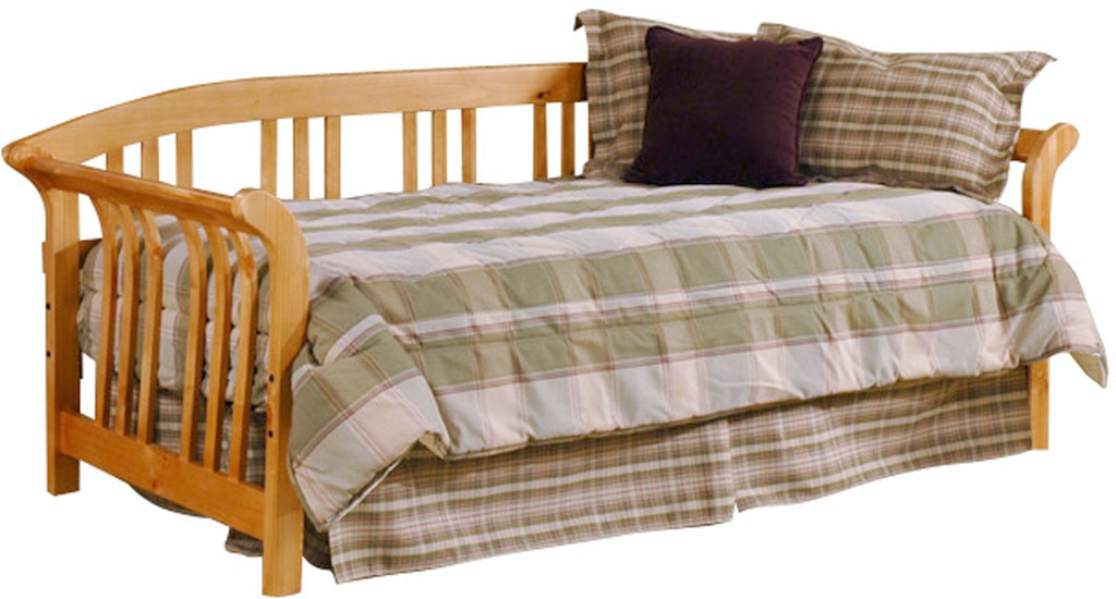 Hillsdale Furniture Bedroom Dorchester Daybed with Suspension Deck -  Country Pine 1104DBLH